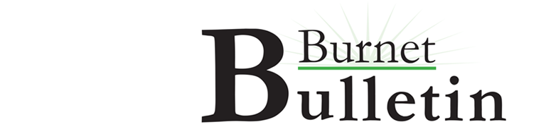 Burnet Bulletin Home