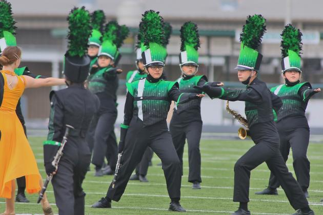 Over the weekend The Burnet Esprit de Corps qualified to compete at the UIL State Marching competition after taking first place at the UIL Area D competition. The state meet will be held on Monday, Dec. 14 at the Alamodome in San Antonio. Burnet will perform at 4:55 p.m. Tickets are now available for purchase and are $20 each.